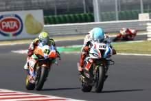 Tom Sykes, Misano WorldSBK superpole race2021