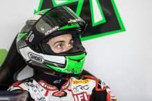 Eugene Laverty replaces Tom Sykes at Jerez WorldSBK