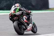 'Too many moments to remember' for Rea in sketchy Donington race one
