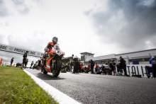 Scott Redding, Donington Park WorldSBK superpole race, 4 July 2021