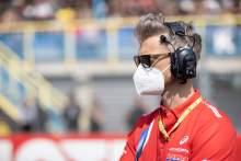 Leon Camier, Dutch WorldSBK race2, 25 July 2021