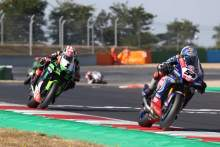 World Superbike Magny-Cours, France - Race Results (2)
