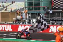 Alvaro Bautista, French WorldSBK Superpole race, 5 September 2021