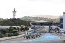 Race start, Jerez WorldSSP 300 race1, 25 September 2021