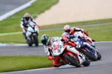 Camier claims best results of 2017 for MV Agusta