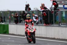 Davies hunts second spot after bittersweet Magny-Cours