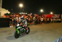 Rea eases to victory in Qatar opener from Davies