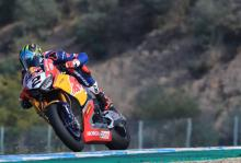 Camier holds faith in Red Bull Honda progress