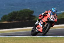 Phillip Island - Test results (Monday)
