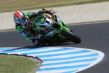 Phillip Island - Test results (Tuesday)