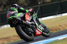 Sykes equals Corser's all-time World Superbike pole record