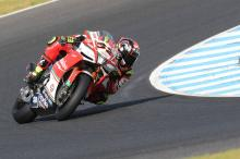 Savadori out of 2018 World Superbike opener with injury