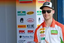 Cluzel leads Mahias at Aragon