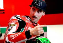 Laverty targets early return at Imola