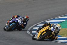 Krummenacher, Cortese lead World Supersport pack