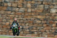 Rea triumphs against Ducati trio in restarted race
