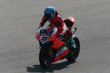 Melandri closes up to Rea in FP2