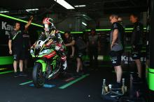 Donington Park - Free practice results (1)