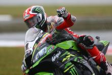 Rea leads Sykes as Davies falls in FP3