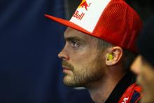 Missing test means Red Bull Honda are behind – Camier