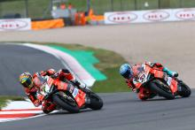 Melandri, Davies suffering with Ducati's Donington Park woes