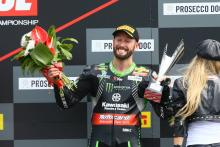 Rear traction costs Sykes victory fight
