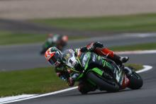 Rea on top from Sykes in dry FP2 session