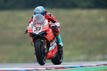 Melandri: Ducati found compromise, Rea has small edge