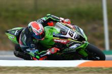 Sykes scorches to pole again at Brno