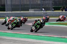 Updated: WorldSBK riders' championship