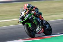 Rea wins van der Mark tussle to double up at Misano