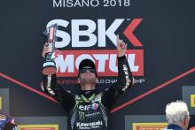 Rea 'really hard work' to complete Misano double