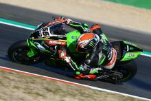Sykes closes up to Rea in FP2
