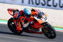 Melandri beats Rea to Argentina pole