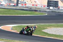 Rea bolts clear of chasing pack
