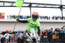 Rea makes World Superbike history with perfect 10
