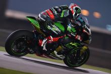 Qatar WorldSBK: Rea ties Polen with race one win
