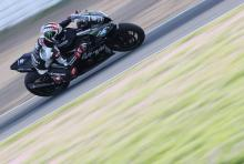 Rea remains top as testing turns to Portimao
