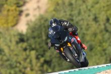 Sykes remains positive after 'losing a day of testing' in Jerez off