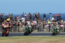 Phillip Island - Sprint race results