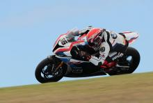 "Sykes surprises with ""special"" BMW progress"