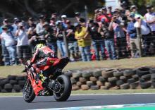 Bautista wins first-ever World Superbike sprint race