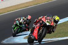 "Rea satisfied with results but gap to Bautista ""too much"""