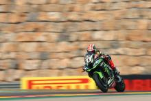 Rea strikes back to lead FP3 from Sykes