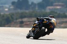 Krummenacher sees off De Rosa to win Aragon thriller