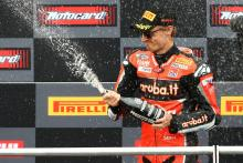 Relief for Davies with podium return