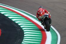 Kiyonari laments cancellation as wet transforms Honda