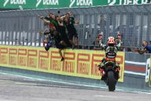Imola WorldSBK - Sprint Race Results