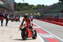 Davies gutted as 'big opportunity' scuppered by tech issues