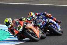 Bautista tops Jerez FP3, four manufacturers inside top four